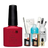 CND Shellac  Starter Kit - Wildfire